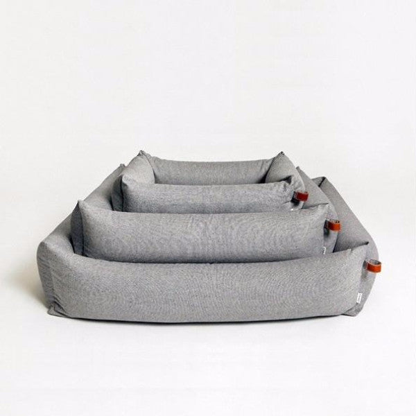 Cloud 7 | Sleepy Dog Bed - Stone Grey
