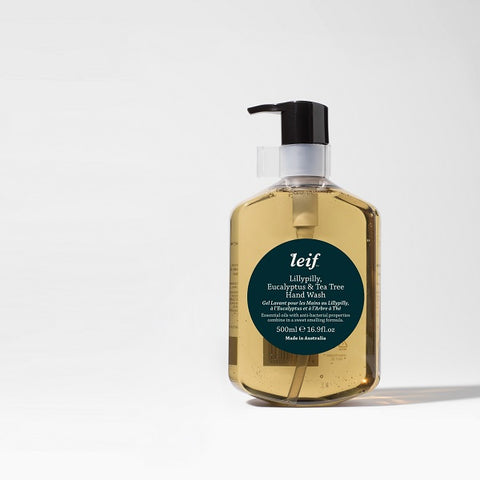 Leif | Lillypilly, Eucalyptus & Tea Tree Hand Wash 500ml