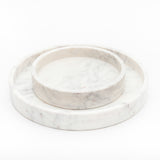 Marble Basics | Big Basic Round Tray 30CM