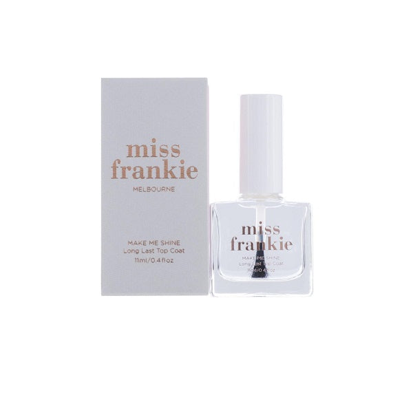 Miss Frankie | Make Me Shine Top Coat Treatment