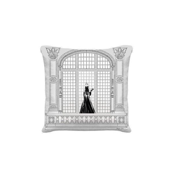 Megan Hess Cushion - The Suite