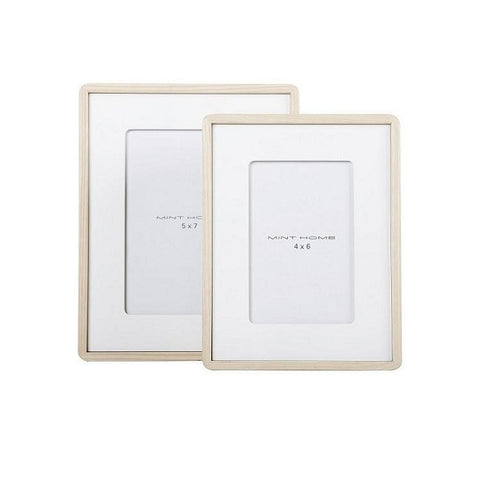 Mint Home | George Frame - Ash | Photo Frames