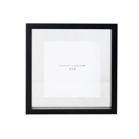 Mint Home | Zavier Frames - Black | Photo Frames