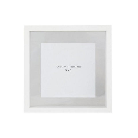 Mint Home | Zavier Frames - White | Photo Frames