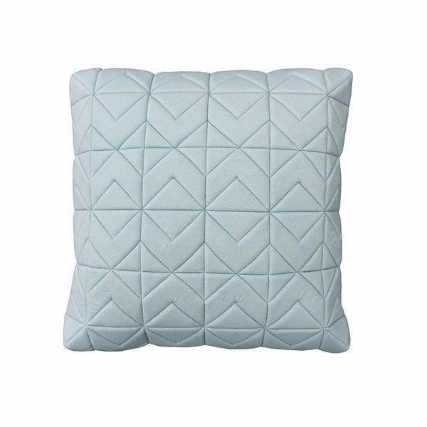 Casper Quilted Mist Box Cushion