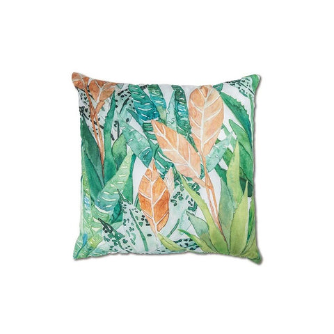 Agave Outdoor Cushion Orange
