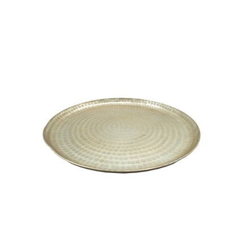 Madras Link | Boston Tray Medium Gold | Decor
