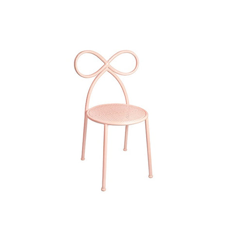 Furniture | Bow Chair Pink