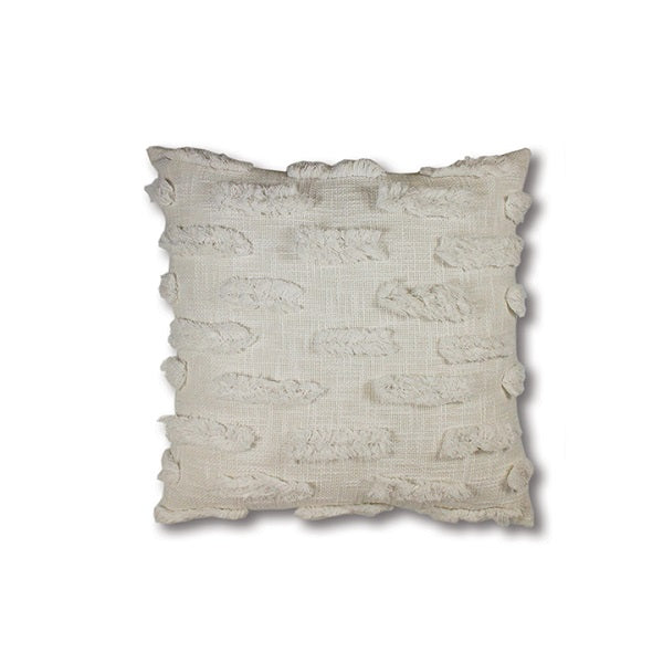 Byron Cushion White