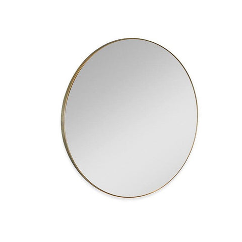 Circa Mirror Gold 75cm | Decor