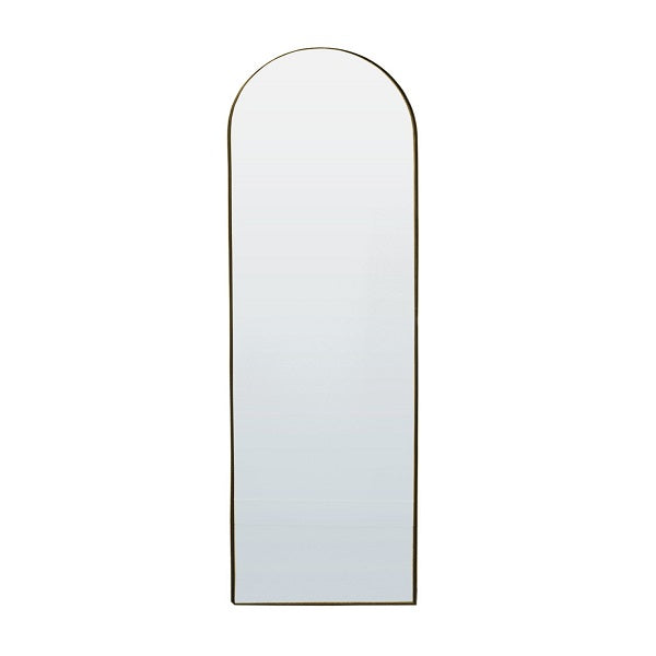 Circa  Arch Tall Mirror Gold | Decor