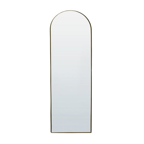 Circa Tall Mirror Gold | Decor