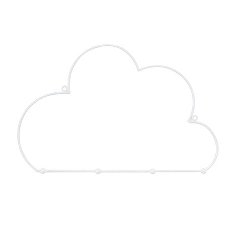 Decor | Cloud Hook White