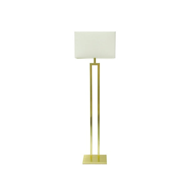 Howard Brass Floor Lamp | Lamp