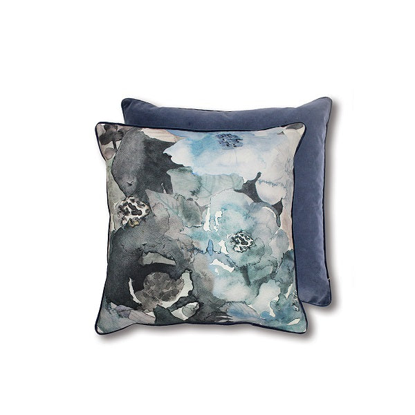 Florence Cushion Ink 55cm