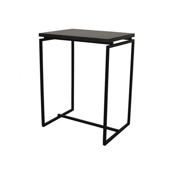 Manchester Marble Black Side Table | Furniture