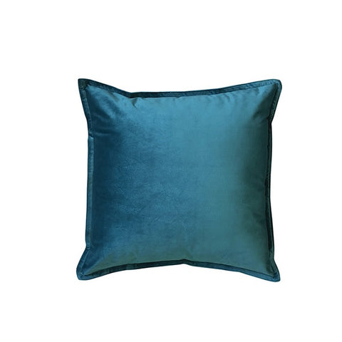 Mira Velvet Cushion Teal