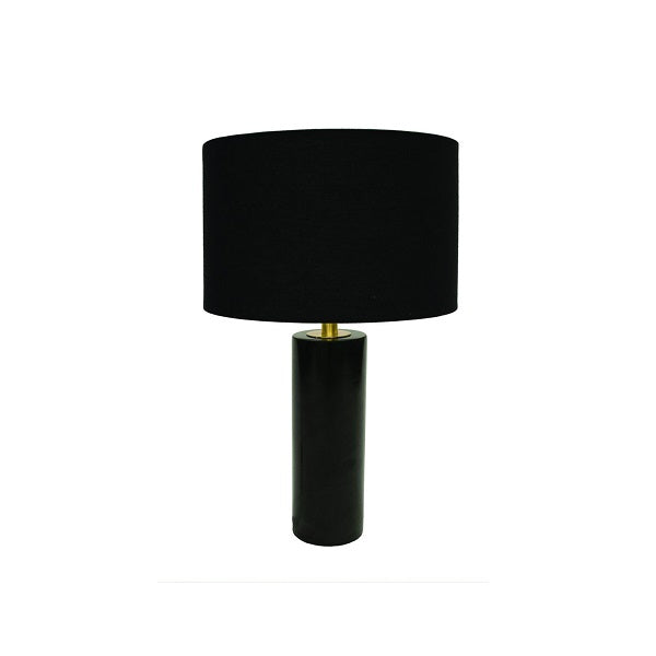 Parkville Marble Table Lamp Black | Lamp
