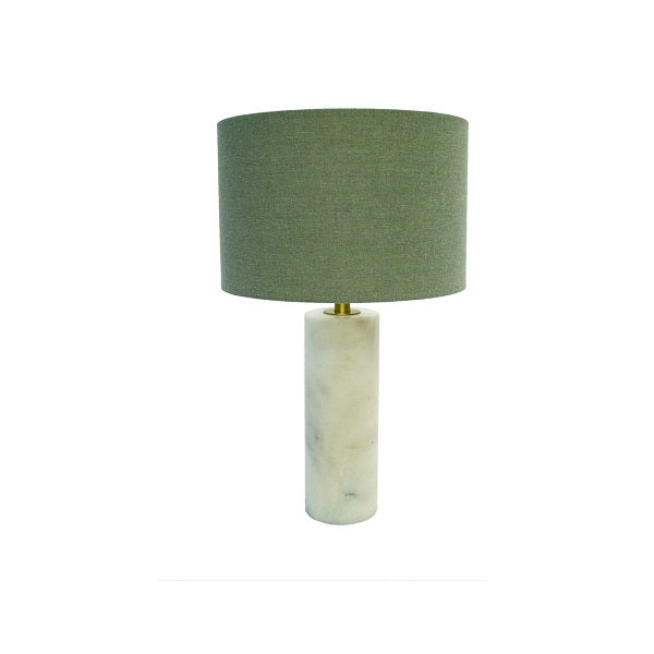 Parkville Marble Table Lamp White | Lamp