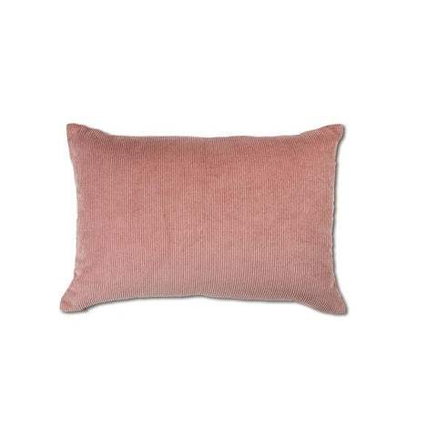 Williamsburg Corduroy Cushion Blush