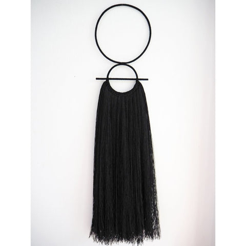Mitsi Wallhanging Black