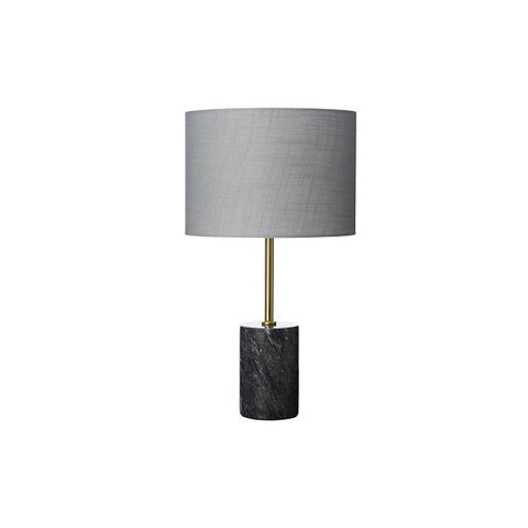 Milk & Sugar | Sadie Table Lamp Grey