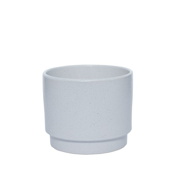 Milk & Sugar | Sawyer Pot White - Small