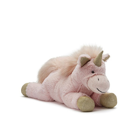 Toy | Glimmer Glitter Unicorn Pink - Small