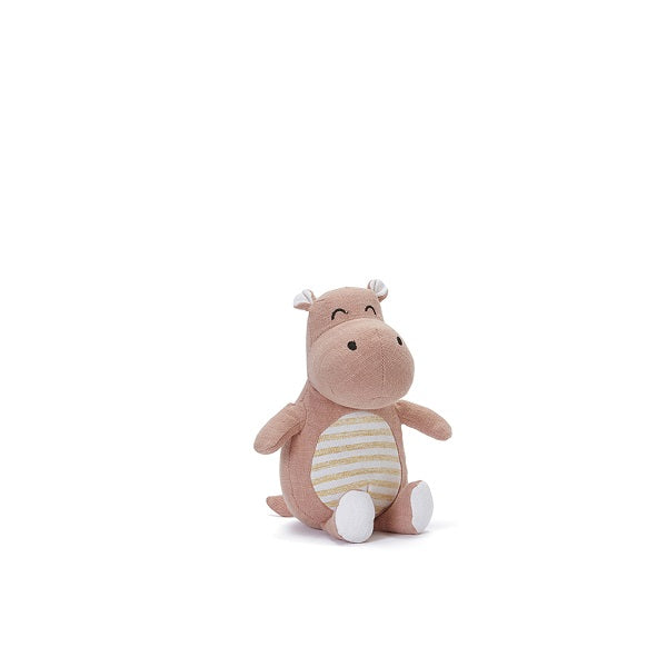 Toy | Hannah the Hippo Baby Rattle