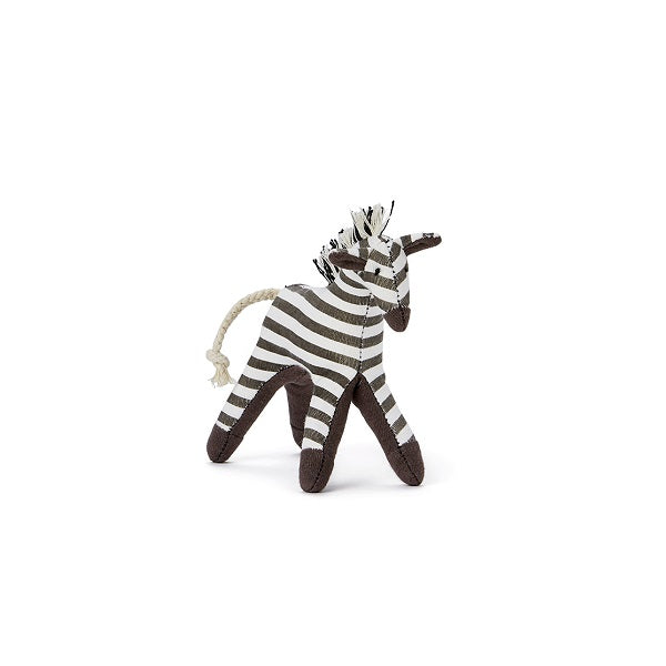 Toy | Baby Rattle Mini Zebra