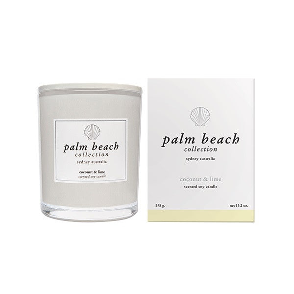 Palm Beach | Coconut & Lime | Candle