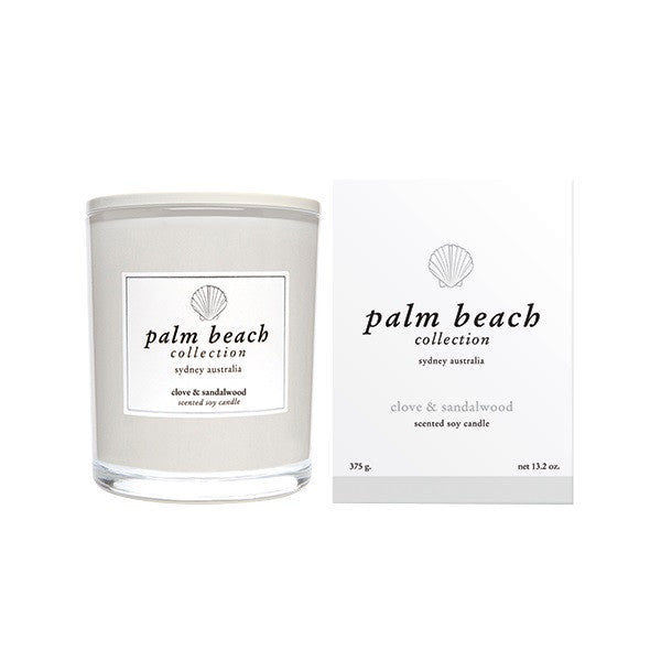 Palm Beach | Clove & Sandalwood | Candle