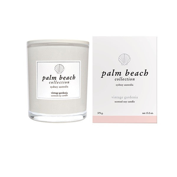 Palm Beach | Vintage Gardenia | Candle