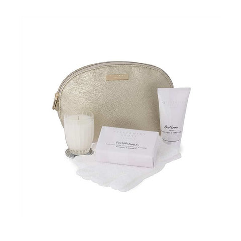 Peppermint Grove Australia | Beauty Bag Gift Set Patchouli & Bergamot