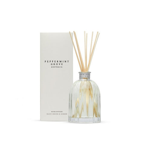 Peppermint Grove Australia | Black Orchid & Ginger | Diffuser