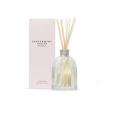 Peppermint Grove Australia | Red Plum & Rose | Diffuser