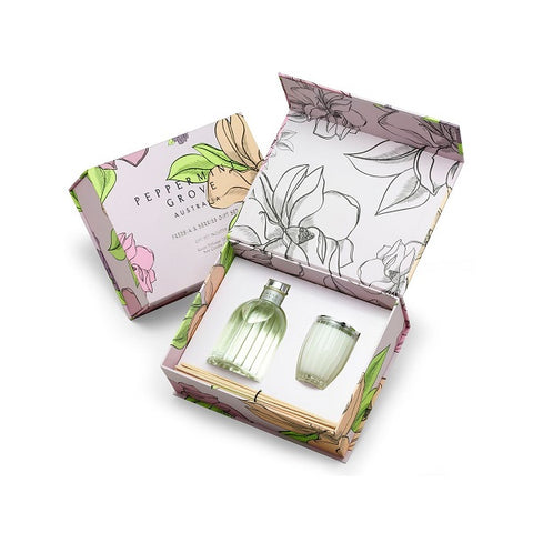 Peppermint Grove Australia | Freesia & Berries Gift Set Limited Edition