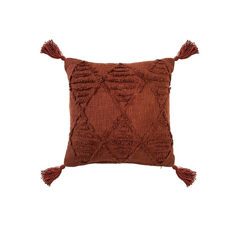 Quinn Filled Cushion - Auburn