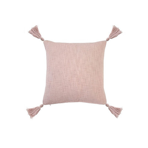 Quinn Filled Cushion - Rosewater