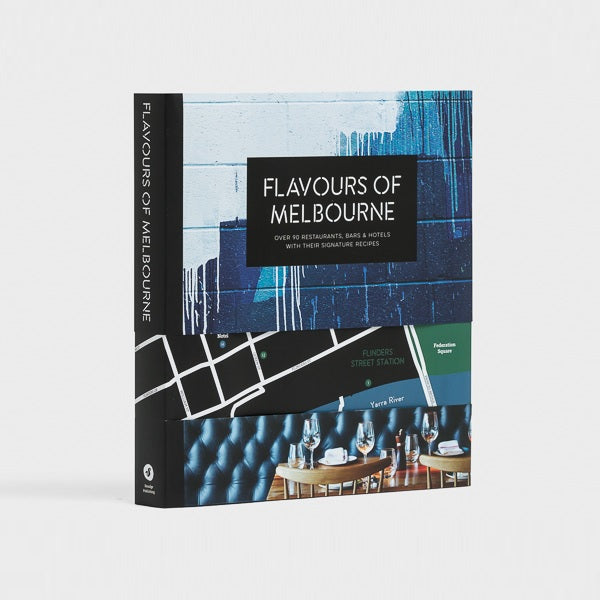 Flavours of Urban Melbourne Edition 3 | Book