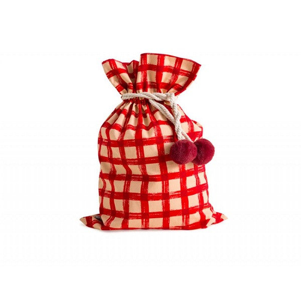 Sack Me! | Swag Sack Red Gingham