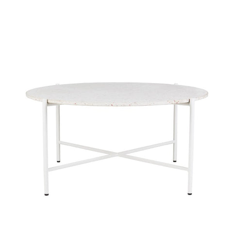 Bijoux Terrazzo Round Coffee Table Rosa | Furniture