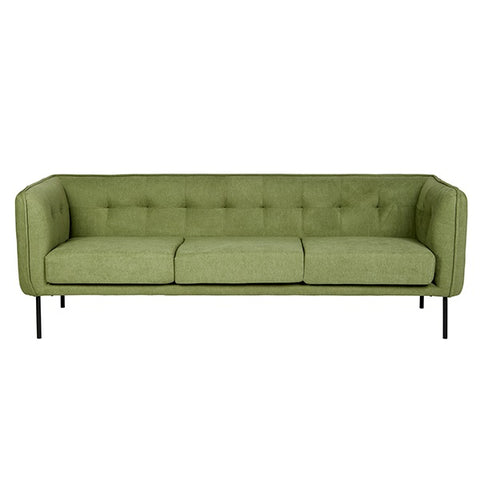 Space to Create | Eadie Sofa - Olive | Furniture