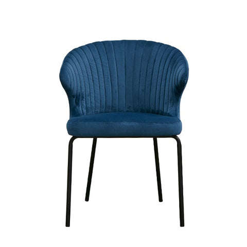 Halo Dining Chair Blue | Furniture