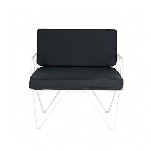 Loop Armchair Black | Furniture