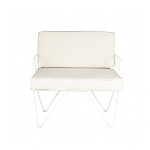Loop Armchair White | Furniture