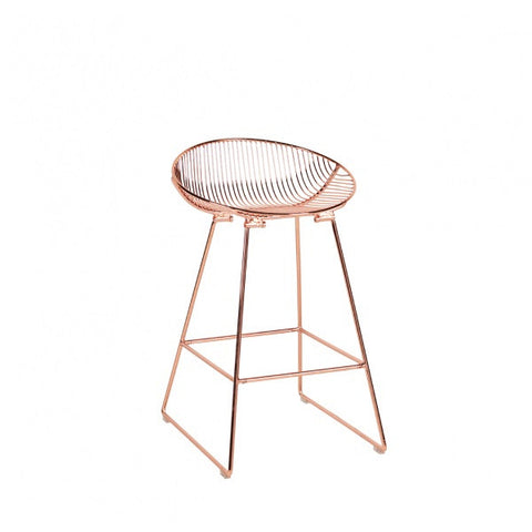 Pop Stool - Metallic Copper | Furniture