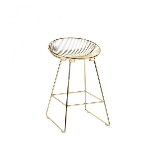 Pop Stool - Metallic Gold | Furniture