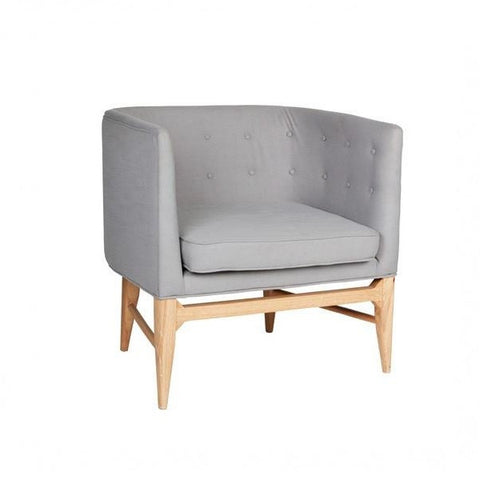 Sofia Armchair Grey | Furniture
