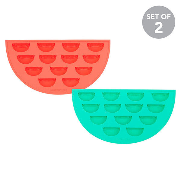 Ice Trays | Watermelon Red + Green | Summer